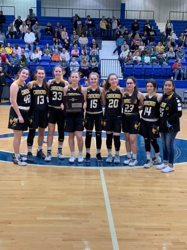 Congratulations Lady Jackets!